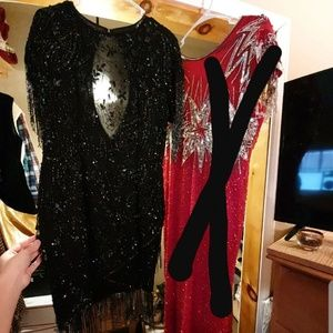 Beaded Gown Costume Bundle *MOVING SALE*